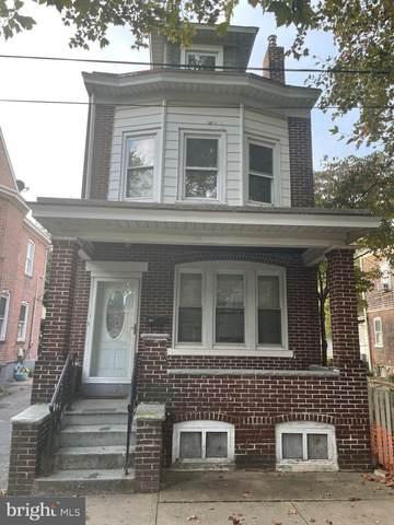 521 Tyler Street, TRENTON, NJ 08609 (MLS #NJME2005448) :: The Dekanski Home Selling Team