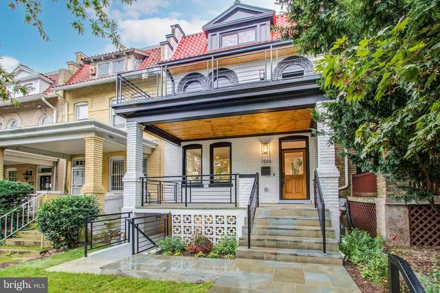 1506 Crittenden Street NW, WASHINGTON, DC 20011 (#DCDC2015084) :: The Maryland Group of Long & Foster Real Estate