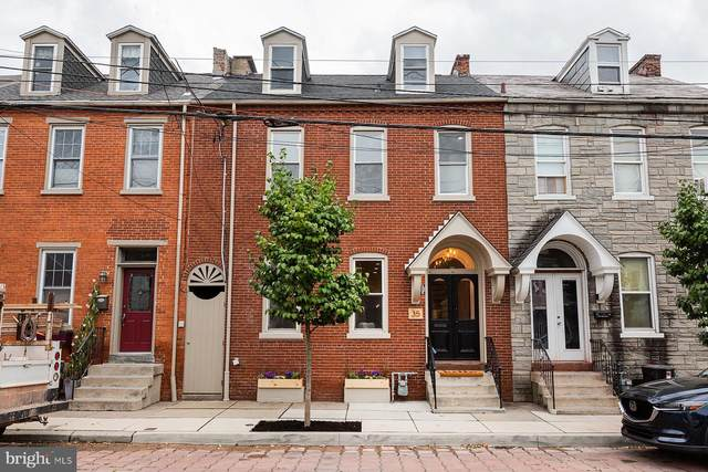 35 N Charlotte Street, LANCASTER, PA 17603 (#PALA2005860) :: TeamPete Realty Services, Inc