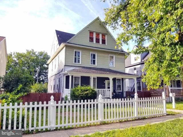 3017 Clifton Avenue, BALTIMORE, MD 21216 (#MDBA2013666) :: Ultimate Selling Team