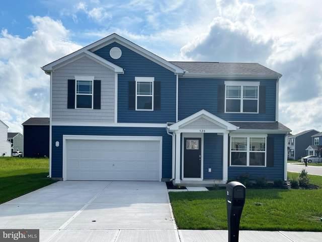 132 Huntingfield Street, SNOW HILL, MD 21863 (#MDWO2002640) :: Bright Home Group
