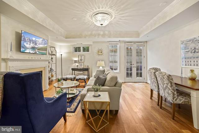 2501 Wisconsin Avenue NW #7, WASHINGTON, DC 20007 (#DCDC2015104) :: Ultimate Selling Team