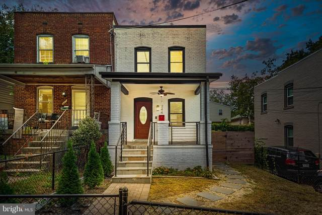 244 57TH Place NE, WASHINGTON, DC 20019 (#DCDC2015126) :: Colgan Real Estate