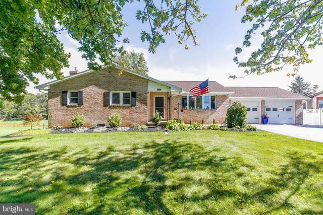 2423 Sykesville Road, WESTMINSTER, MD 21157 (#MDCR2002736) :: The Mike Coleman Team