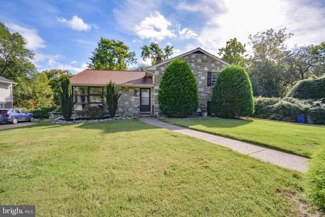 7811 New Second Street, ELKINS PARK, PA 19027 (#PAMC2012444) :: Keller Williams Real Estate