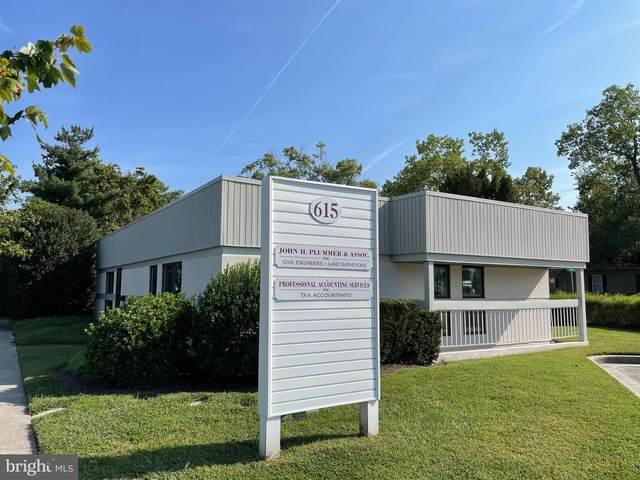 615 Eastern Shore Drive, SALISBURY, MD 21801 (#MDWC2001636) :: The Lisa Mathena Group