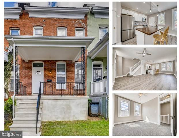 748 Mccabe Avenue, BALTIMORE, MD 21212 (#MDBA2013688) :: The Maryland Group of Long & Foster Real Estate