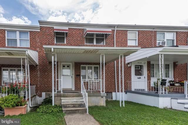 7841 Bank Street, BALTIMORE, MD 21224 (#MDBC2012208) :: Gail Nyman Group