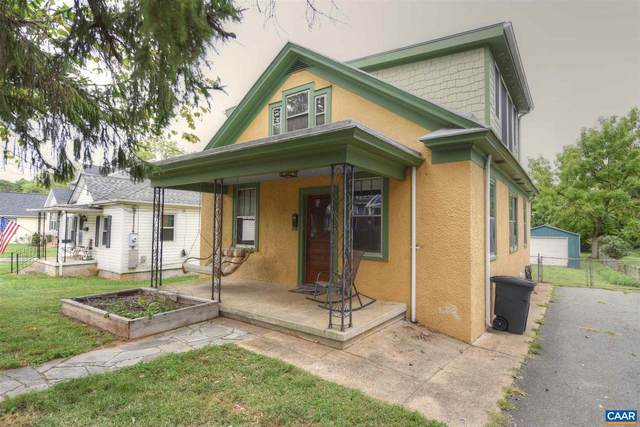 424 Meade Ave, CHARLOTTESVILLE, VA 22902 (#622441) :: Blackwell Real Estate