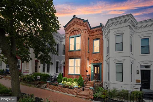 528 4TH Street NE, WASHINGTON, DC 20002 (#DCDC2015148) :: Ultimate Selling Team