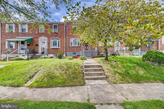 8604 Willow Oak Road, BALTIMORE, MD 21234 (#MDBC2012218) :: The Putnam Group
