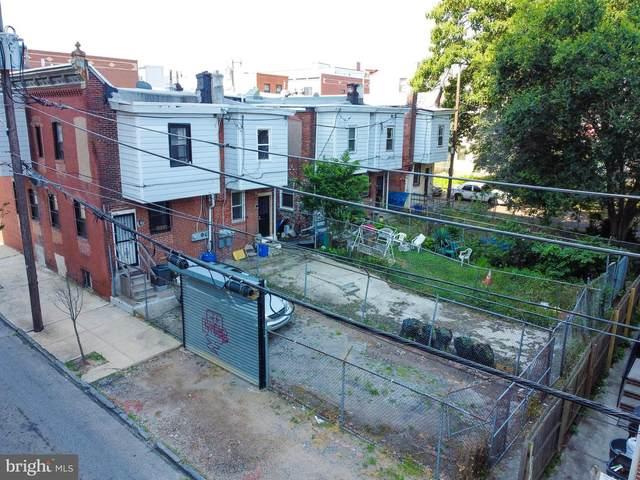 1417 W Stiles Street R, PHILADELPHIA, PA 19121 (#PAPH2033284) :: The Casner Group