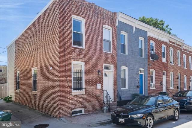 1105 Sterrett Street, BALTIMORE, MD 21230 (#MDBA2013702) :: Dart Homes