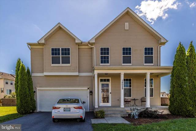 18029 Cavalier Court, HAGERSTOWN, MD 21740 (#MDWA2002492) :: SURE Sales Group