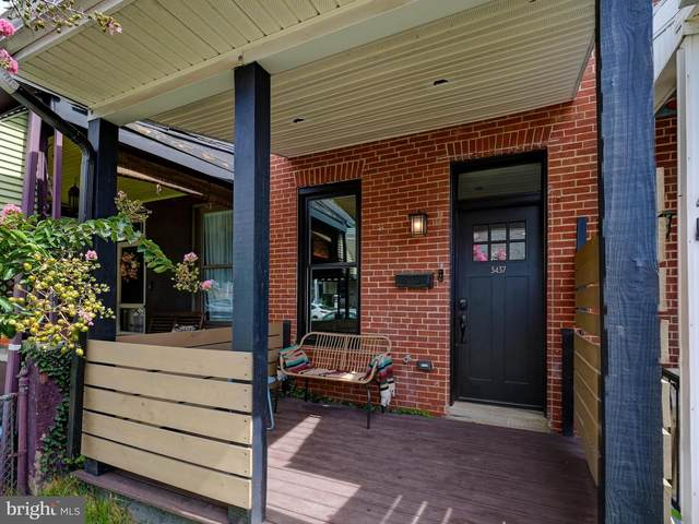3437 Hickory Avenue, BALTIMORE, MD 21211 (#MDBA2013722) :: The Maryland Group of Long & Foster Real Estate