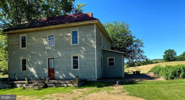 353 S Middle Road, TIMBERVILLE, VA 22853 (#VASH2001042) :: Pearson Smith Realty
