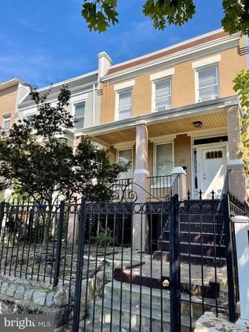 617 Irving Street NW, WASHINGTON, DC 20010 (#DCDC2015206) :: SURE Sales Group