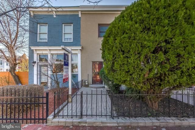 402 R Street NW, WASHINGTON, DC 20001 (#DCDC2015212) :: AG Residential