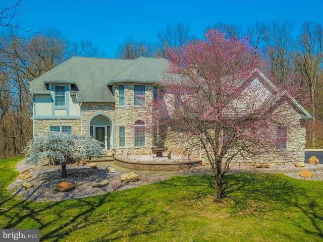 2325 Honeysuckle Road, ALLENTOWN, PA 18103 (#PALH2000998) :: The Casner Group