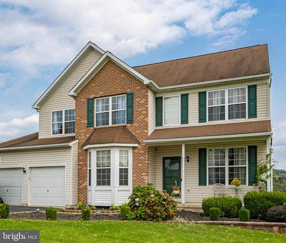 1282 Meadowview Drive, POTTSTOWN, PA 19464 (#PAMC2012486) :: ExecuHome Realty