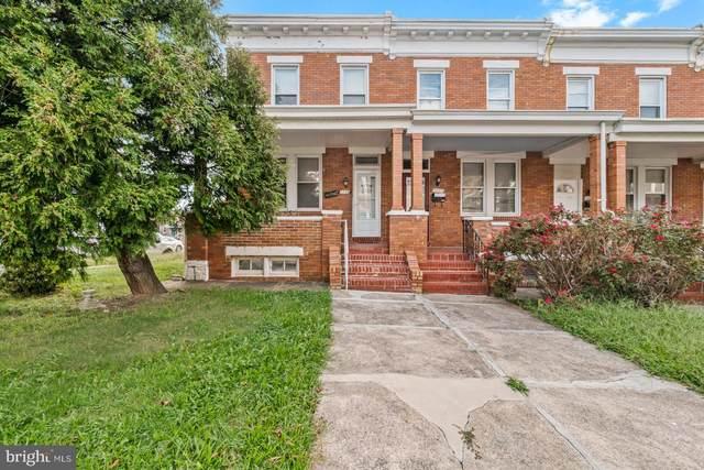 2849 Brendan Avenue, BALTIMORE, MD 21213 (#MDBA2013748) :: SURE Sales Group