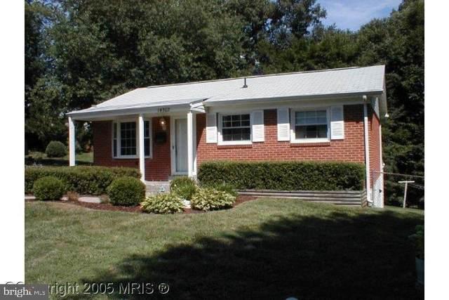 14302 Florence Court, WOODBRIDGE, VA 22193 (#VAPW2009494) :: Integrity Home Team