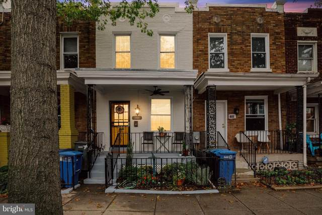 1006 Lamont Street NW, WASHINGTON, DC 20010 (#DCDC2015244) :: Revol Real Estate