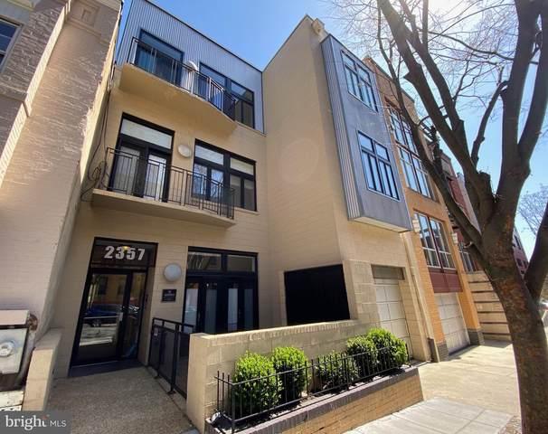 2357 Champlain Street NW #102, WASHINGTON, DC 20009 (#DCDC2015250) :: Keller Williams Realty Centre