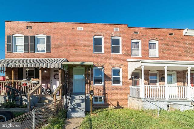 5308 4TH Street, BALTIMORE, MD 21225 (#MDAA2010998) :: Berkshire Hathaway HomeServices McNelis Group Properties