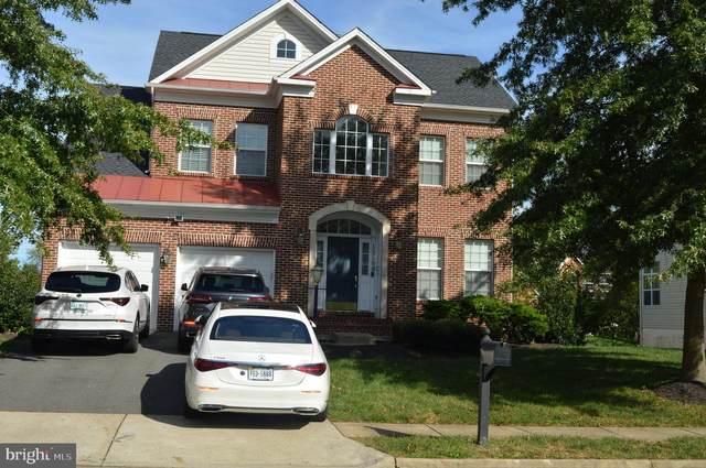 15509 Kelley Farm Court, WOODBRIDGE, VA 22193 (#VAPW2009500) :: Blackwell Real Estate