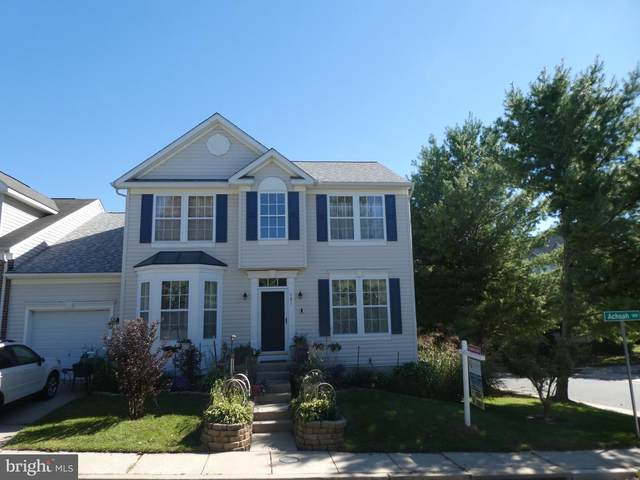 101 Achsah Drive, OWINGS MILLS, MD 21117 (#MDBC2012296) :: The Mike Coleman Team
