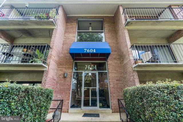 7604 Savannah Street #203, FALLS CHURCH, VA 22043 (#VAFX2024054) :: City Smart Living
