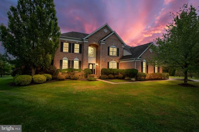 28 Delaney Drive, NEWTOWN, PA 18940 (#PABU2008834) :: Jason Freeby Group at Keller Williams Real Estate