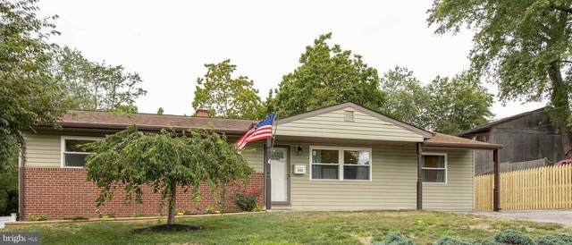 534 Queen Anne Avenue, ODENTON, MD 21113 (#MDAA2011018) :: ExecuHome Realty