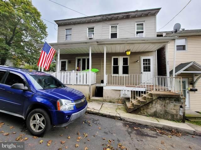 24 E Penn, SCHUYLKILL HAVEN, PA 17972 (MLS #PASK2001612) :: PORTERPLUS REALTY