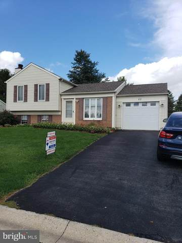 82 Pleasant View Drive, MECHANICSBURG, PA 17050 (#PACB2003556) :: TeamPete Realty Services, Inc