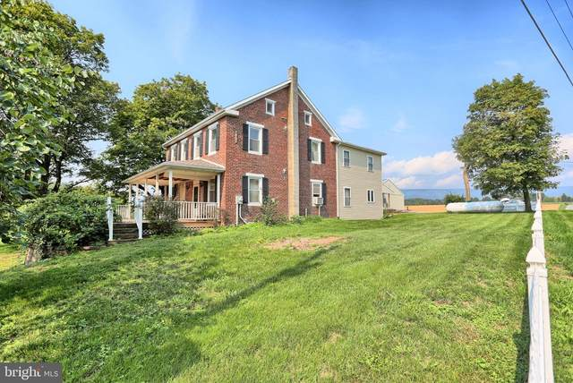 80 Hassinger Road, NEWBURG, PA 17240 (#PACB2003558) :: TeamPete Realty Services, Inc