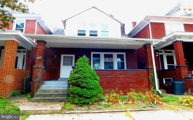 508 Beall Street, CUMBERLAND, MD 21502 (#MDAL2000998) :: Bruce & Tanya and Associates