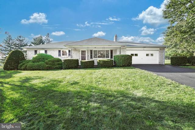 105 Manor Road, RED LION, PA 17356 (#PAYK2006848) :: Blackwell Real Estate