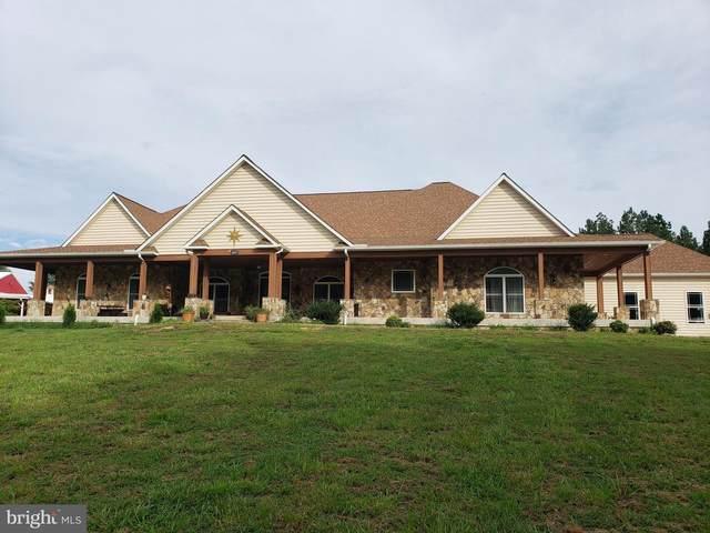 6857 Tanglewood Drive, FREDERICKSBURG, VA 22408 (#VACV2000574) :: Blackwell Real Estate