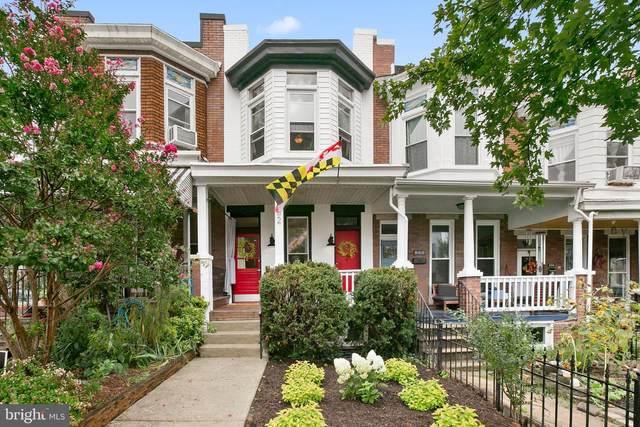 862 W 37TH Street, BALTIMORE, MD 21211 (#MDBA2013778) :: Corner House Realty