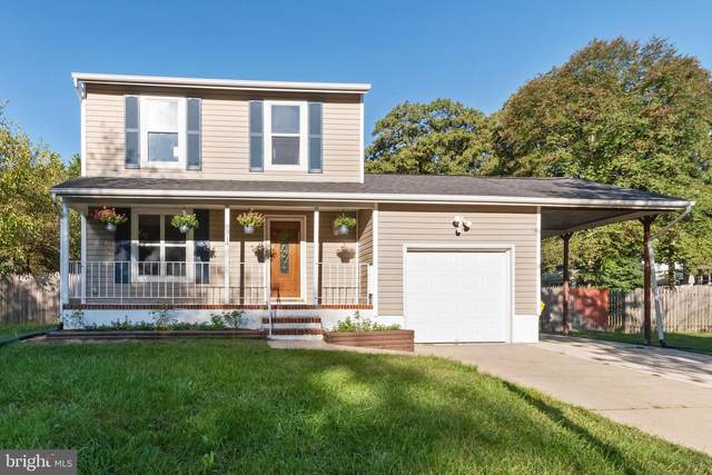 8314 Sunnyview Drive, MILLERSVILLE, MD 21108 (#MDAA2011034) :: The Riffle Group of Keller Williams Select Realtors
