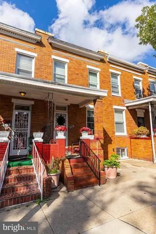 1102 N Luzerne Avenue, BALTIMORE, MD 21213 (#MDBA2013782) :: Corner House Realty