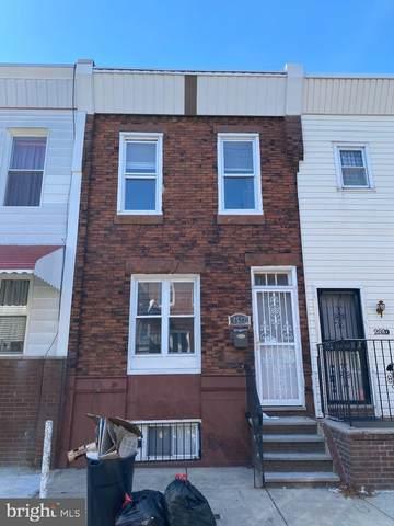 2522 S Fairhill Street, PHILADELPHIA, PA 19148 (#PAPH2033568) :: Colgan Real Estate