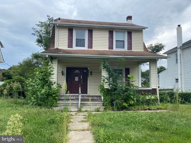 5303 Midwood Avenue, BALTIMORE, MD 21212 (#MDBA2013786) :: The Maryland Group of Long & Foster Real Estate