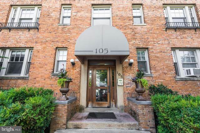 105 6TH Street SE #103, WASHINGTON, DC 20003 (#DCDC2015350) :: Revol Real Estate