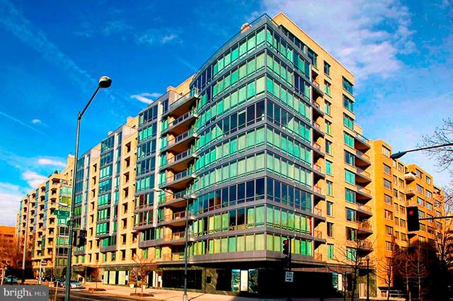1111 23RD Street NW 8D, WASHINGTON, DC 20037 (#DCDC2015354) :: The Sky Group