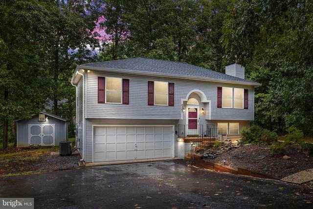 4207 Lakeview Parkway, LOCUST GROVE, VA 22508 (#VAOR2000886) :: The Licata Group / EXP Realty