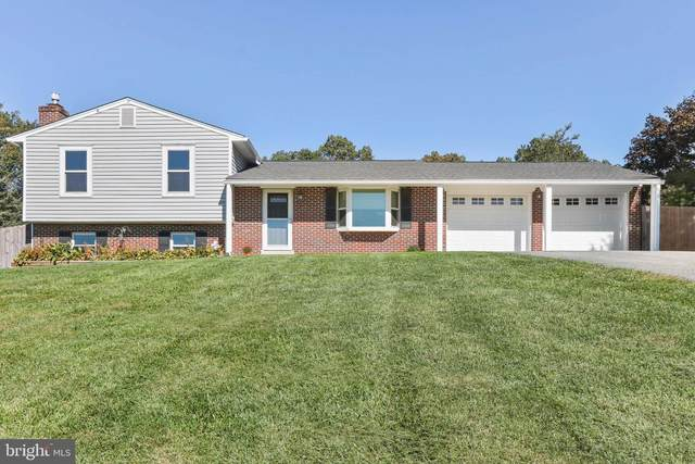 3930 Shakespeare Way, MONROVIA, MD 21770 (#MDFR2006482) :: The Miller Team