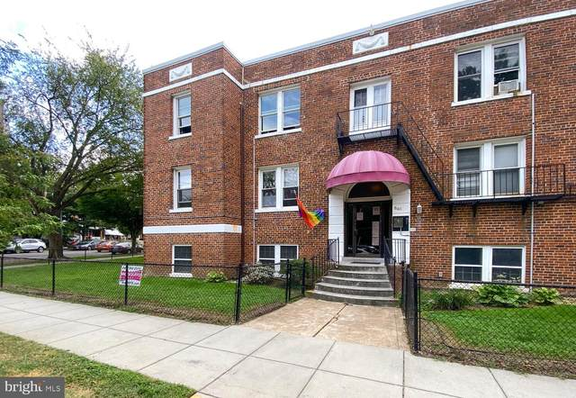 640 Buchanan Street NW #201, WASHINGTON, DC 20011 (#DCDC2015364) :: The MD Home Team